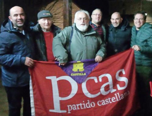 El Partido Castellano-Tierra Comunera (PCAS-TC) prepara su plan de acción en Guadalajara para los próximos años
