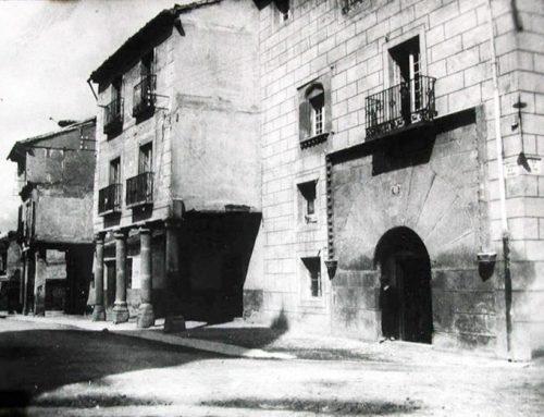 Los comuneros Antonio y Pedro Buitrago, capitanes de Juan Bravo