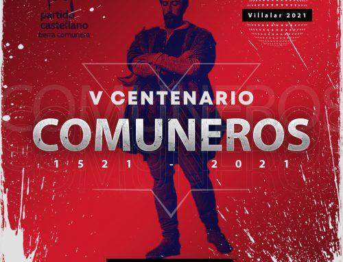 Burgos acogerá el domingo 25 Abril la celebración del V Centenario de los Comuneros a cargo del Partido Castellano Tierra Comunera (PCAS-TC)