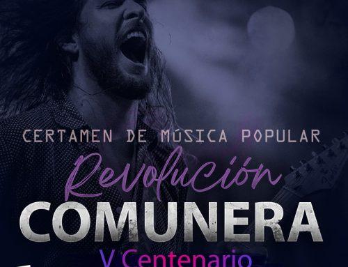 El PARTIDO CASTELLANO-TIERRA COMUNERA (PCAS) convoca el I Certamen de música popular Revolución Comunera V Centenario