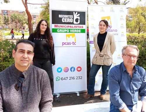 El PARTIDO CASTELLANO-TIERRA COMUNERA (PCAS-TC) estará presente en las Elecciones Autonómicas de Madrid con Bárbara García Huertas, nº 3 de la coalición Recortes Cero- PCAS-TC- Grupo Verde- Municipalistas y un programa progresista, social, verde y castellanista