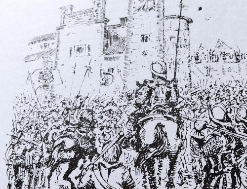 El PARTIDO CASTELLANO-TIERRA COMUNERA (PCAS-TC) critica el desprecio de las Instituciones Castellanas ante el V Centenario de Los Comuneros y reclama al pueblo castellano una conmemoración castellanista y social de la Revolución Comunera