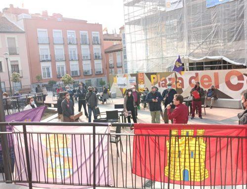 El PARTIDO CASTELLANO-TIERRA COMUNERA (PCAS-TC) agradece a los arriacenses su asistencia al acto del V Centenario en recuerdo de los Comuneros del pasado 23 de abril