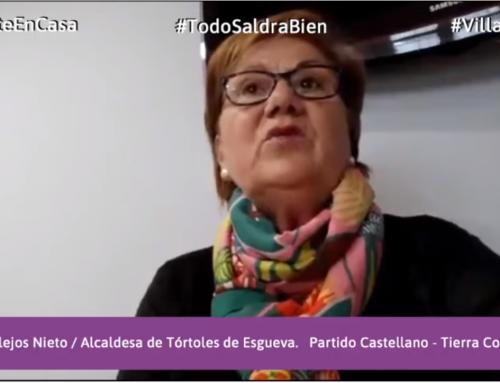 El PARTIDO CASTELLANO-TIERRA COMUNERA reclama a Lorenzo Rodríguez y Esther Peña que paralicen la moción de censura en Tórtoles de Esgueva y que Ciudadanos y PSOE participen un futuro constructivo para esta esta localidad
