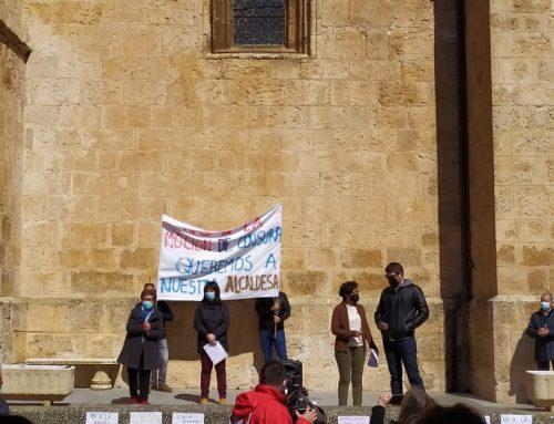 PCAS-TC califica de cacicada la Moción de Censura de Tórtoles de Esgueva (Burgos)