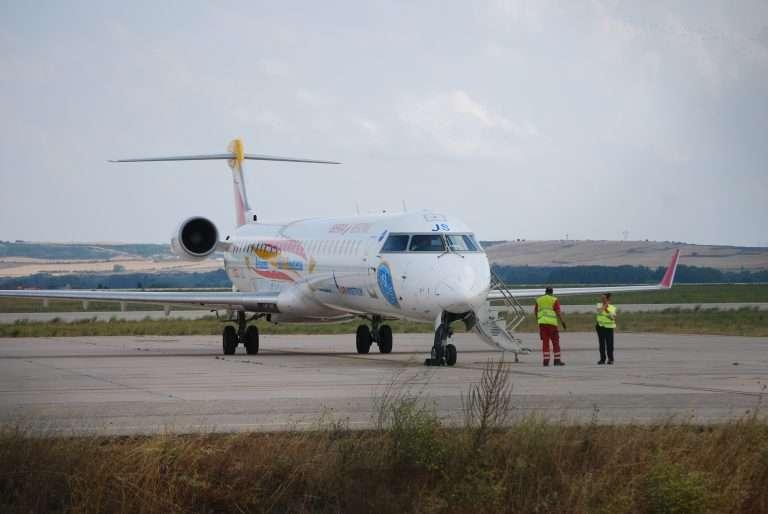 El PARTIDO CASTELLANO- TIERRA COMUNERA (PCAS-TC) propone un plan de viabilidad del Aeropuerto de Burgos a cuatro años con la implicación de la Junta